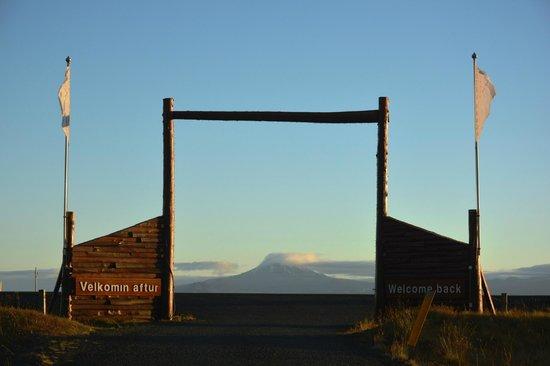 Hella, Iceland: Gate to Hekla