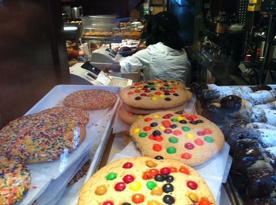 Europan Cafe: cookies