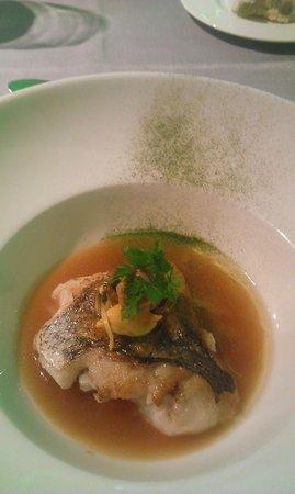 Restaurante Abaco: Espectacular merluza