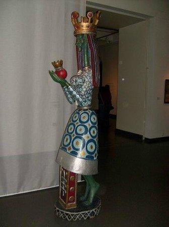 """Musée Ateneum (Konstmuseet Ateneum) : Выставка """"Калевала"""" 2009 г в музее Атенеум"""