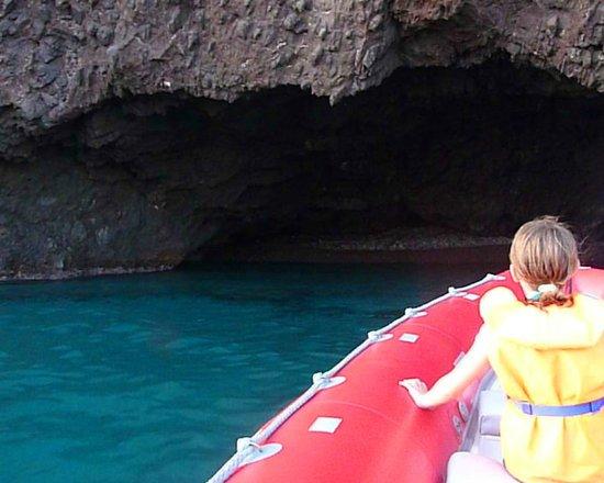 El Cabo a Fondo: La Cueva de La Vela Blanca