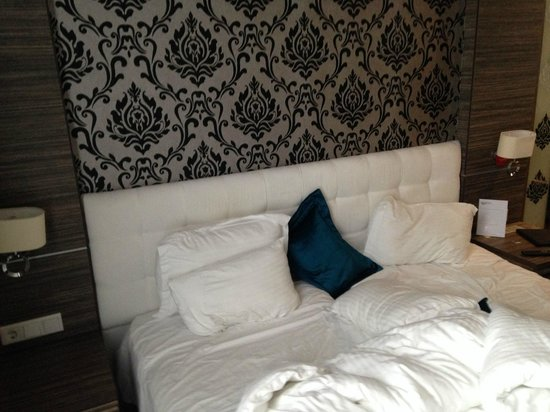 Grand Hotel Downtown: Double room