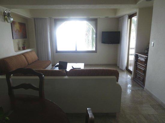 Buganvilias Vacation Club: Living Room