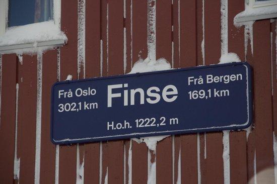 Scandic Byparken : Stazione ferroviaria sulla tratta Oslo-Bergen
