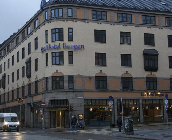 Scandic Byparken : Rica Hotel