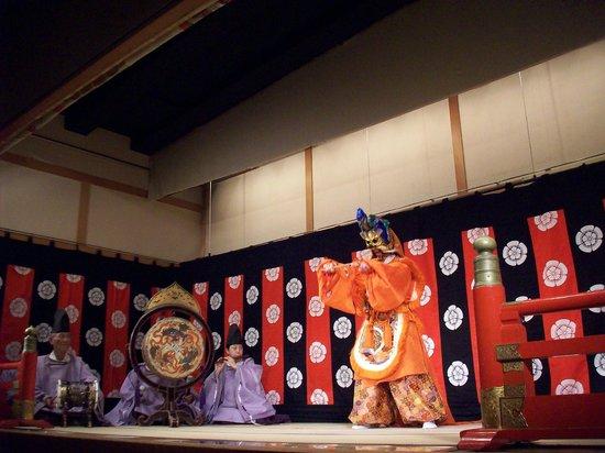 Gion Corner: gagaku musica di corte