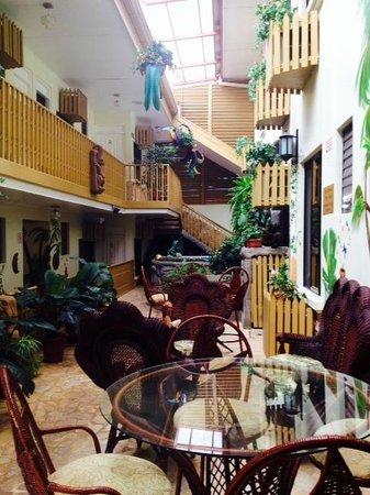 Adventure Inn : Lovely foyer