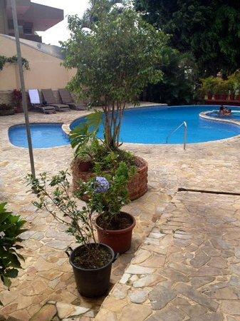 Adventure Inn : Pool
