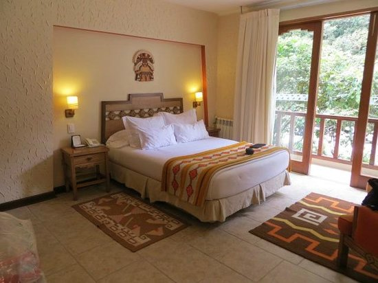 SUMAQ Machu Picchu Hotel : Lovely Room Overlooking the River