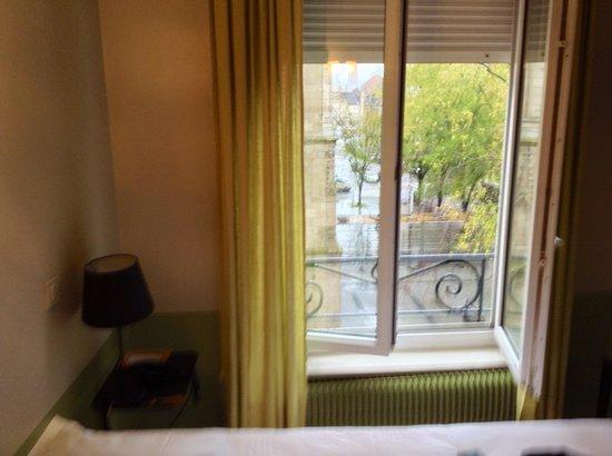 Hotel Brueghel: View