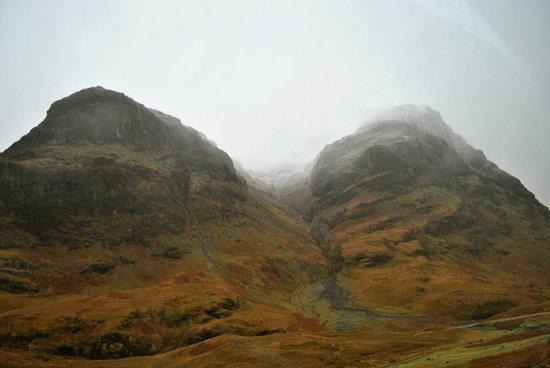 Scozia Tour, Day Tours in Italiano: Valle di Glen Coe