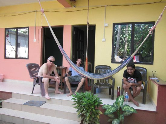 Evershine Guest House: Early Morning Chill Out