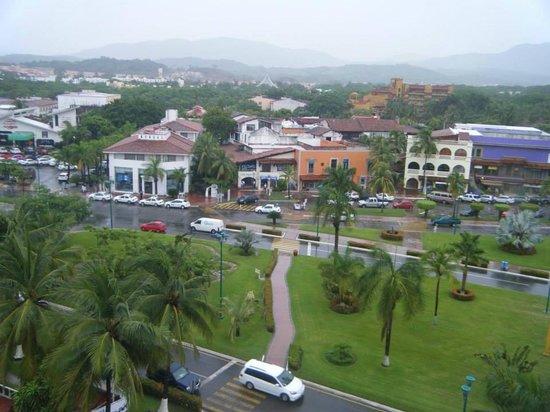 Hotel Fontan Ixtapa : vista desde mi habitacion torre C