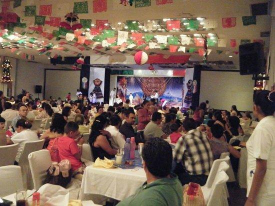 Hotel Fontan Ixtapa: centro de convenciones 16 de septiembre