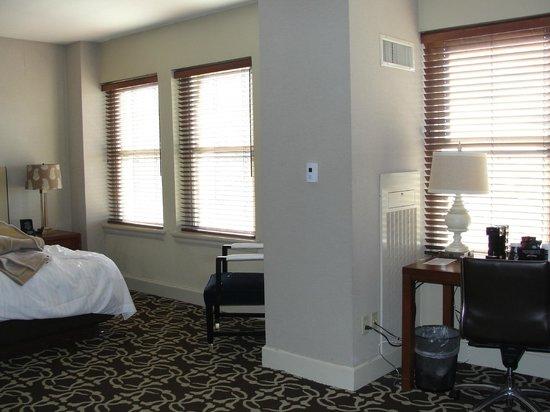 Hotel Phillips : Room