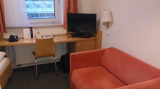 Hotel Berliner Hof: Einzelzimmer