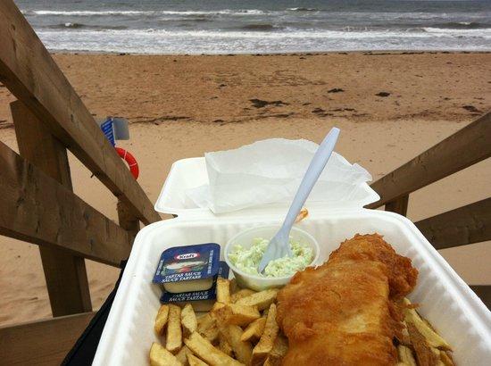 Rick's Fish & Chips: Enjoy Rick's Fish and Chips