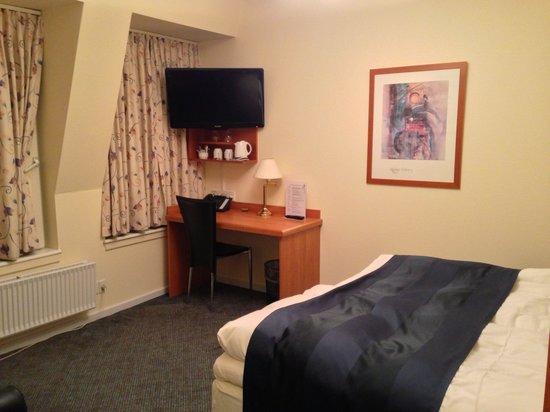 Milling Hotel Gestus, Aalborg : Room 222