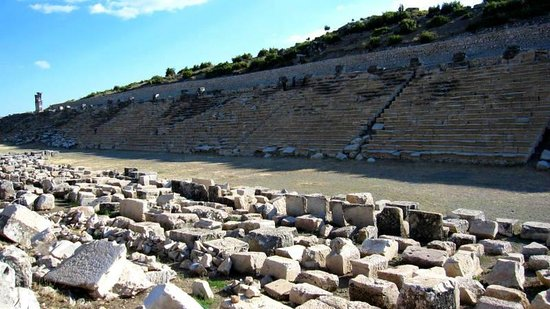 Kibyra antik tiyatro