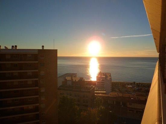Gran Cervantes by Blue Sea: Sun rise