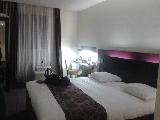 Mercure Lille Roubaix Grand Hotel : La chambre standard