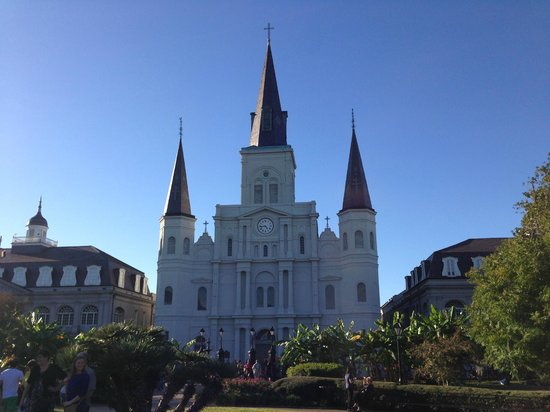 The Ritz-Carlton, New Orleans: Jackson Square