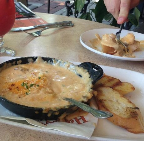 Harry's Seafood Bar and Grille: Appetizer
