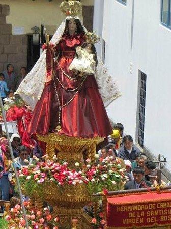 Casa Andina Premium Cusco: Religious Parade