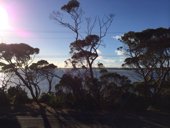 Mercure Kangaroo Island Lodge: View from studio/room 35.