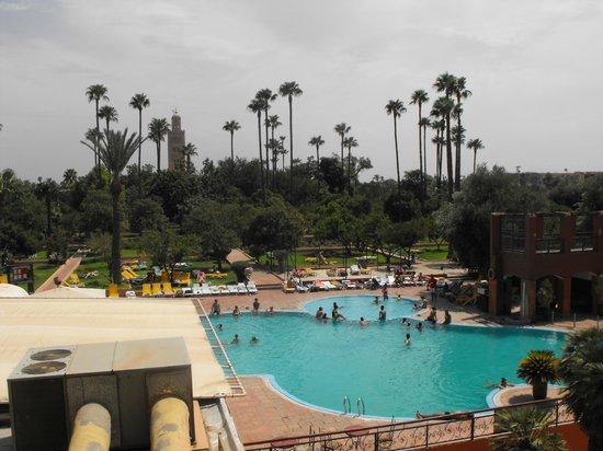 Sensimar Medina Gardens : chambre 211