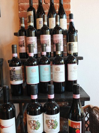 Agriturismo San Martino: vini