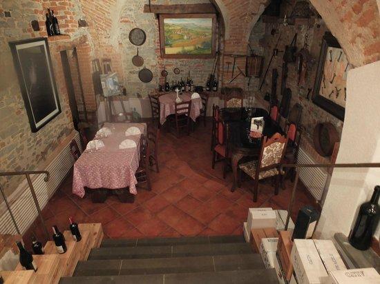 Agriturismo San Martino: sala