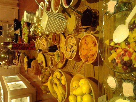 Hotel Amira Istanbul: super choice at breakfast