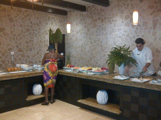 The Westin Golf Resort & Spa, Playa Conchal: Adult only breakfast Buffet