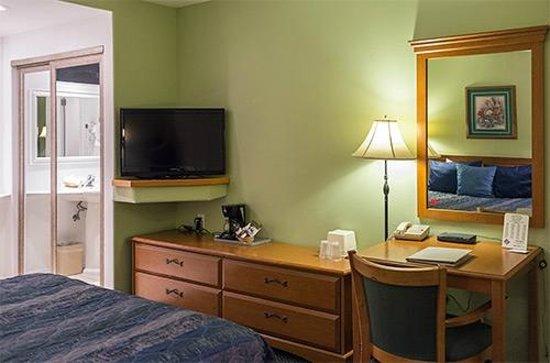 King Frederik Inn: Room 121