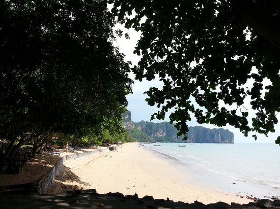 Krabi Resort: пляж