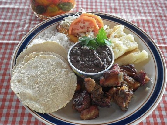 Restaurante Vara Blanca: Casado