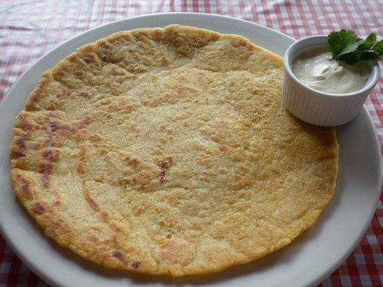 Restaurante Vara Blanca: Tortillas