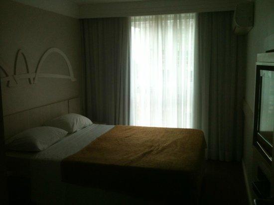 Mercure Apartments Brasilia Lider: Quarto