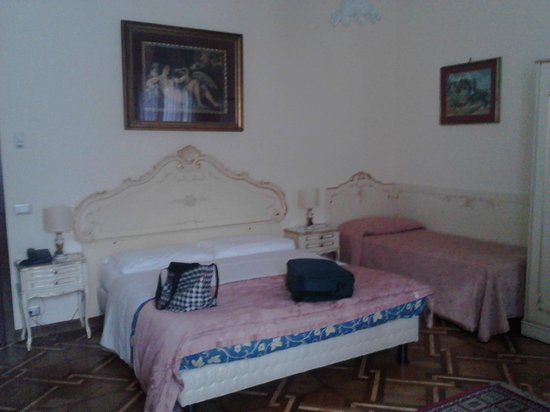 Hotel Bernardi Semenzato: foto camera superior