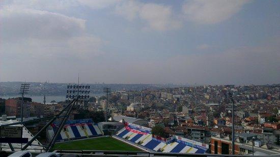Rixos Pera Istanbul : top