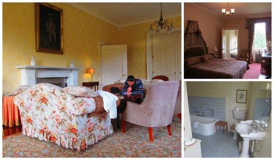 Glengarry Castle Hotel: The inside