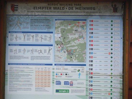 Fletcher Landhotel Bosrijk Roermond: Veel te wandelen