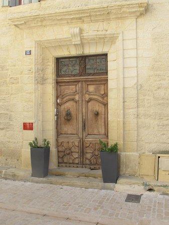 Le Richelieu : Eingang