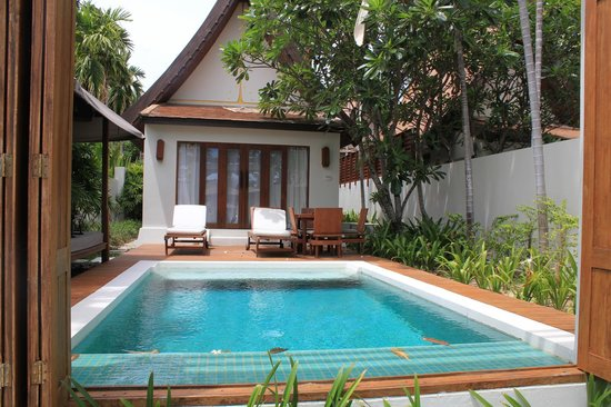 SALA Samui Choengmon Beach Resort: Pool villa