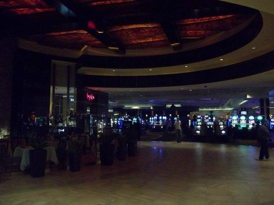 Agua Caliente Casino Resort Spa : Inside the casino