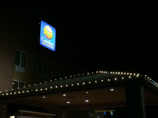 Comfort Inn & Suites Cedar City: Drive Port