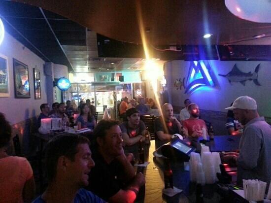 Prime Time Restaurant Sports Bar San Juan