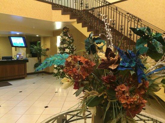 Comfort Inn & Suites Cedar City : Hotel Lobby