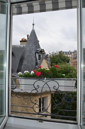 Hotel Parc St. Severin - Esprit de France: Desde Habitación 42